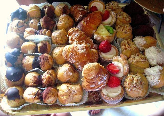 Scrumptious Italian Desserts
