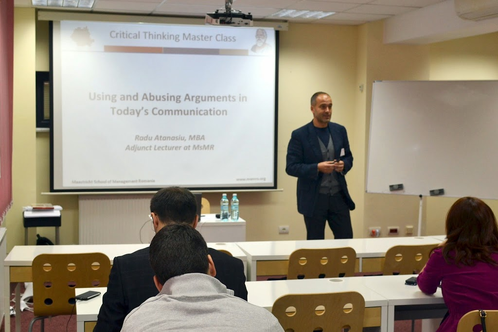 Critical Thinking, Master Class with Radu Atanasiu 049