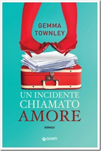 Un incidente chiamato amore cover