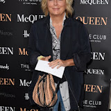 OIC - ENTSIMAGES.COM - Jennifer Saunders attends  McQueen - press night at Theatre Royal Haymarket on the 27th August 2015. Photo Mobis Photos/OIC 0203 174 1069