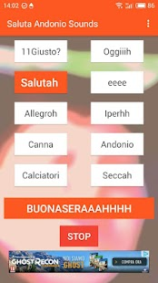 Saluta Andonio - náhled