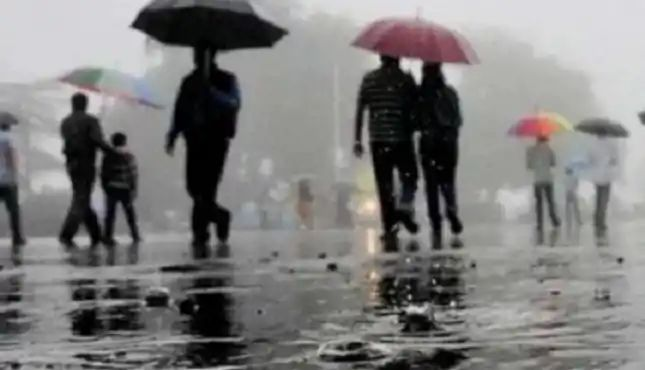 Special Notice from the Meteorological Department: Rainfall likely in these districts of the two-day state