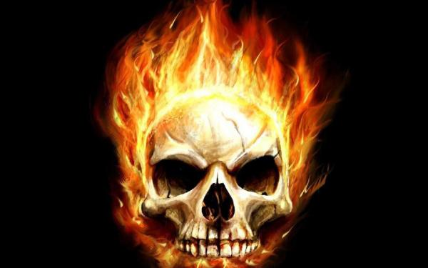 Hot Flame Scull, Demons 2