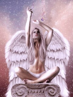 Beauty With White Wings, Angels 2
