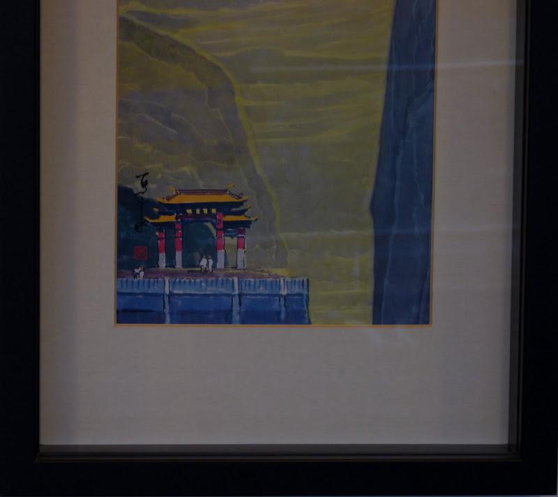 Ma Pai Shui.Taipei Musée national d histoire les gorges de Taroko