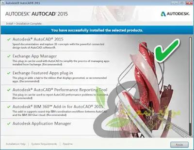 برنامج أوتوكاد 2015 لمختلف المهندسين | Autocad 2015