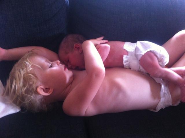 libero eller pampers til nyfødt