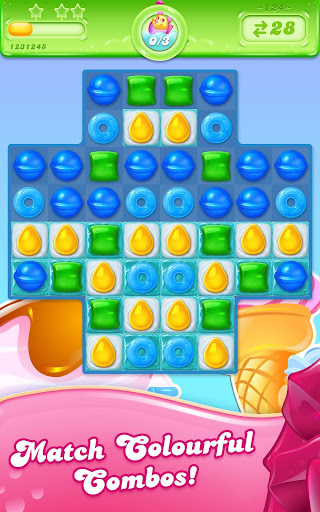 Candy Crush Jelly Saga filehippodl screenshot 8