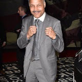 OIC - ENTSIMAGES.COM - John Conteh at the  I Am The Greatest - Muhammad Ali exhibition at The O2 London 3rd  March 2016 Photo Mobis Photos/OIC 0203 174 1069