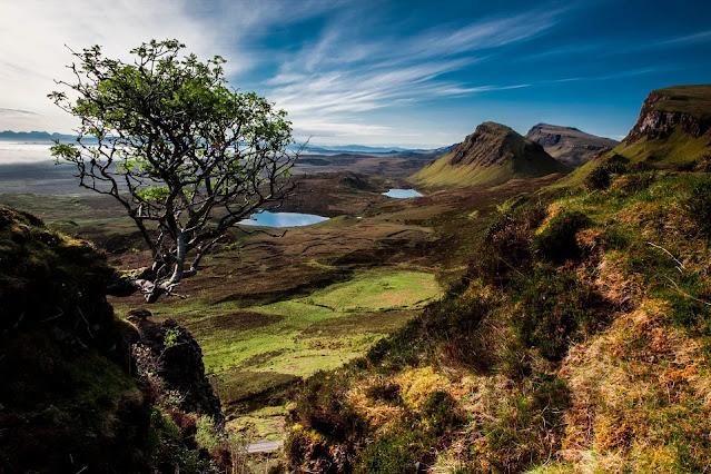 Yeni Başlayanlar İçin Beş Manzara Fotoğrafçılığı İpuçları