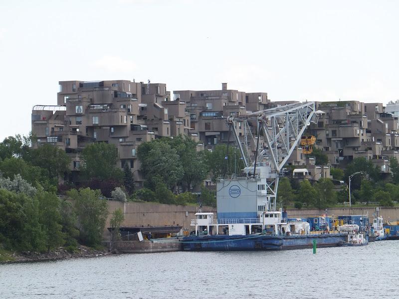 Habitat 67, Parc Jean Drapeau, Montreal, Quebec, Canada, elisaorigami, travel, blogger, voyages, lifestyle