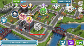 Promotions R Us store - The Sims FreePlay