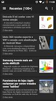 Screenshot of TugaTech