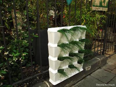 Ideas Con Vida Jardín Leroy Merlin.