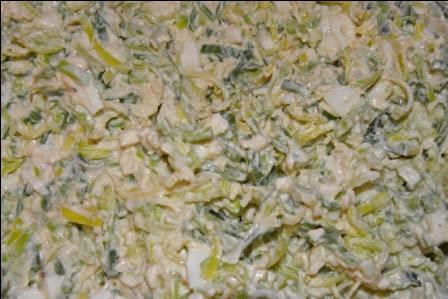 Salatka tescia