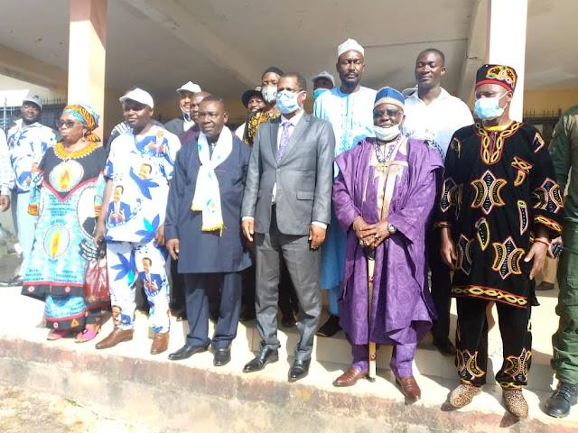 Tubah Backs Decentralisation Drive as Biya clocks 38 in office