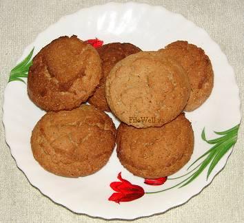 Фото - печенье овсяное