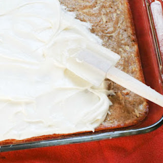 Parsnip Spice Cake Recipe