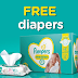 Free Pampers Swaddlers Diapers Sample Pack