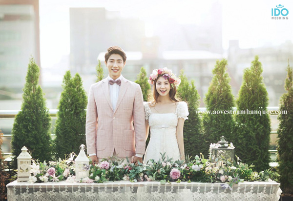 May áo vest cưới Korea chuẩn nhất Hà Nội