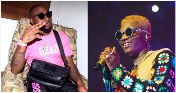 Davido & Wizkid Nominated For Best African Act At The MTV EMA Awards (See Full List)