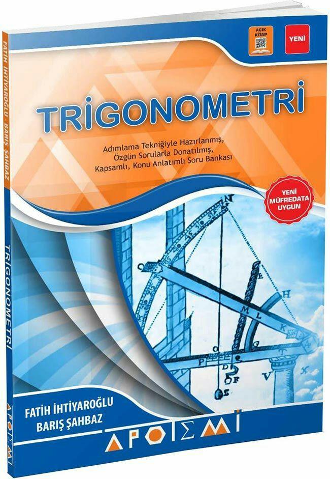 Apotemi Yayınları Trigonemetri Fasikülü