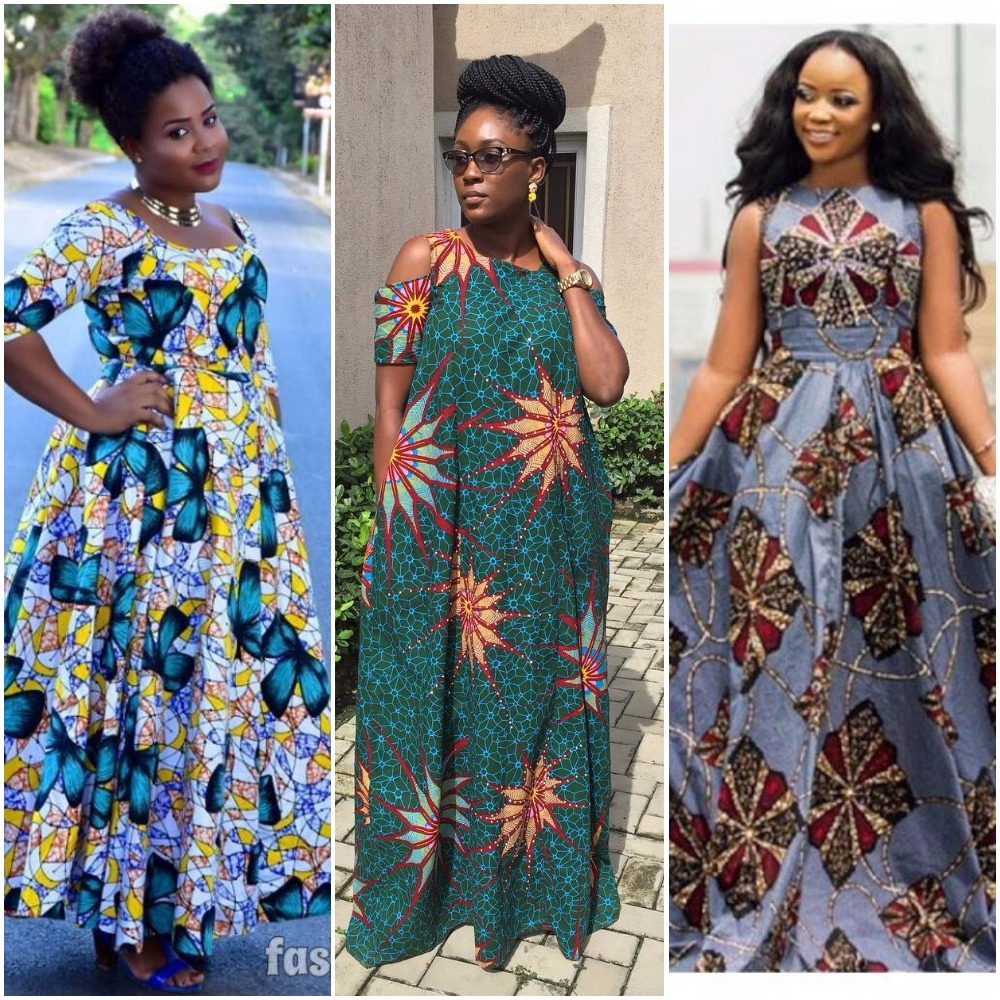AFRICAN FASHION CLOTHES CONSIST OF VIBRANT COLORS IN 2019 9