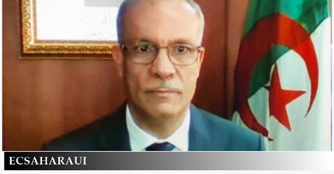 """Argelia trabaja para """"consolidar su influencia"""" en la escena internacional a través de asociaciones basadas en el equilibrio de intereses."""