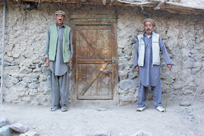 Interesting people of Golaghmuli, Ghizer