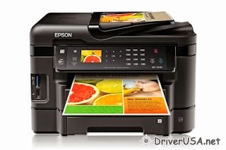 Upgrade your driver Epson Workforce WF-3530 printers – Epson drivers