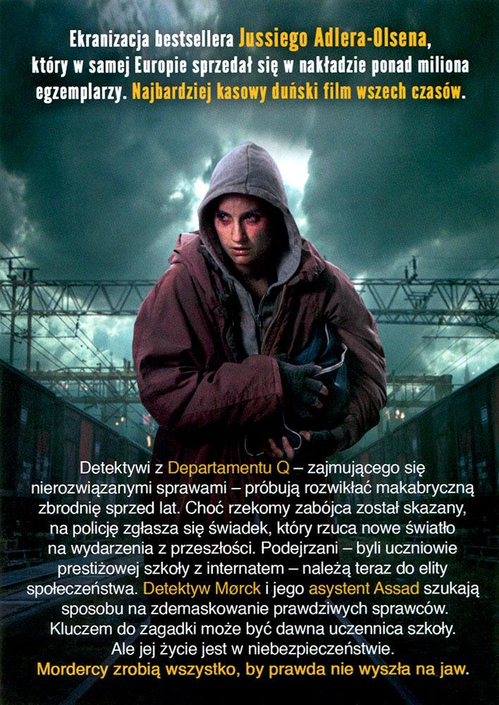 Ulotka filmu 'Zabójcy Bażantów (tył)'