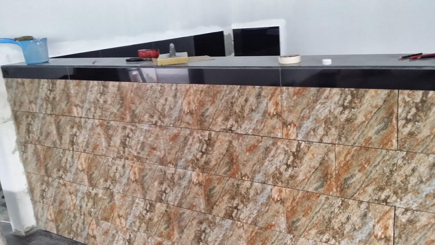 counter tile