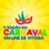 Começa nesta sexta a 1ª edição do Carnaval On-line de Vitória