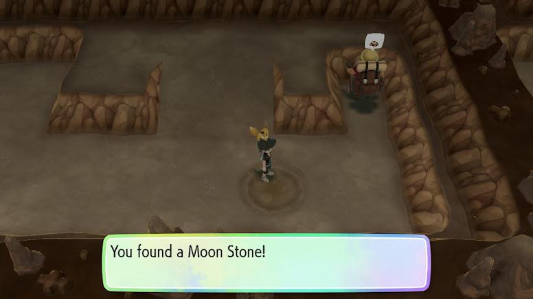 Pokémon Let's Go Pikachu & Eevee - Moon Stones