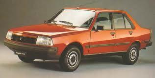 coches de los 80 renault 18 r-18 r18
