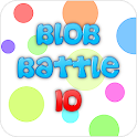 Blob Battle .io - Multiplayer Blob Battle Royale icon