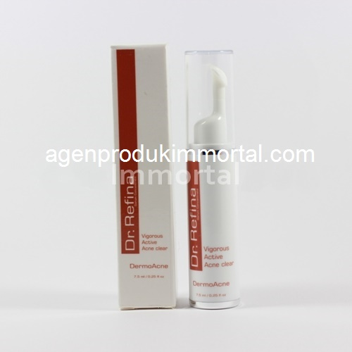 DR REFINA VIGOROUS ACTIVE ACNE CLEAR