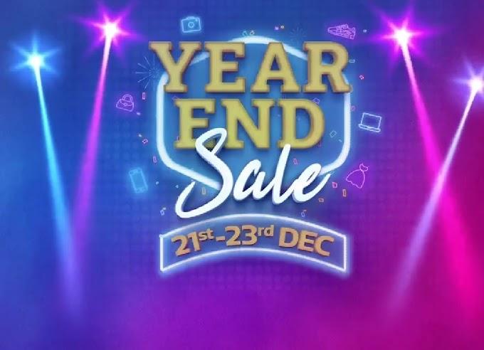 Flipkart Year End Sale Starts From December 21
