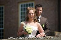 Bruidsreportage (Trouwfotograaf) - Foto van bruidspaar - 093