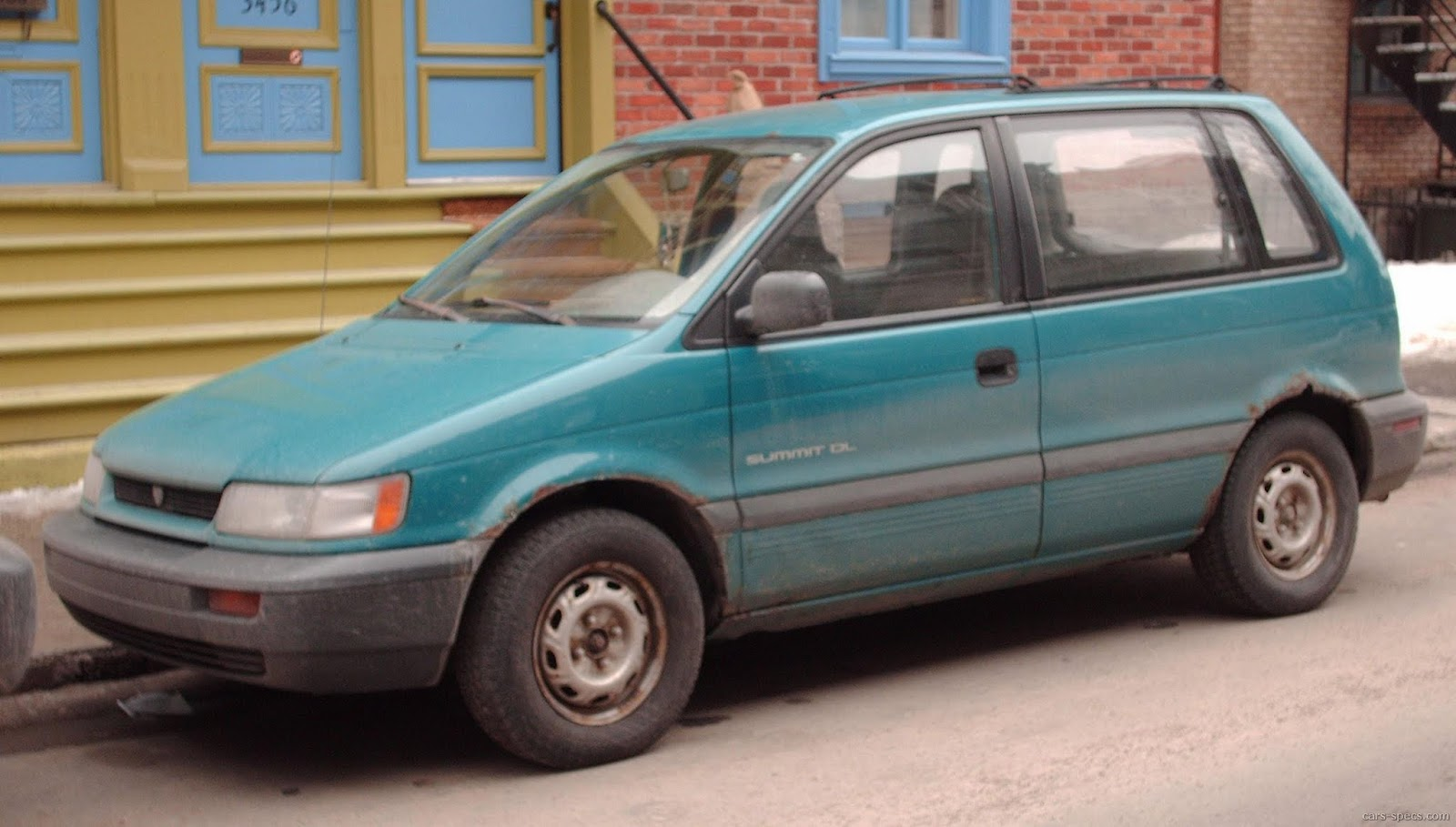 1996 Eagle Summit Wagon Specifications Pictures Prices
