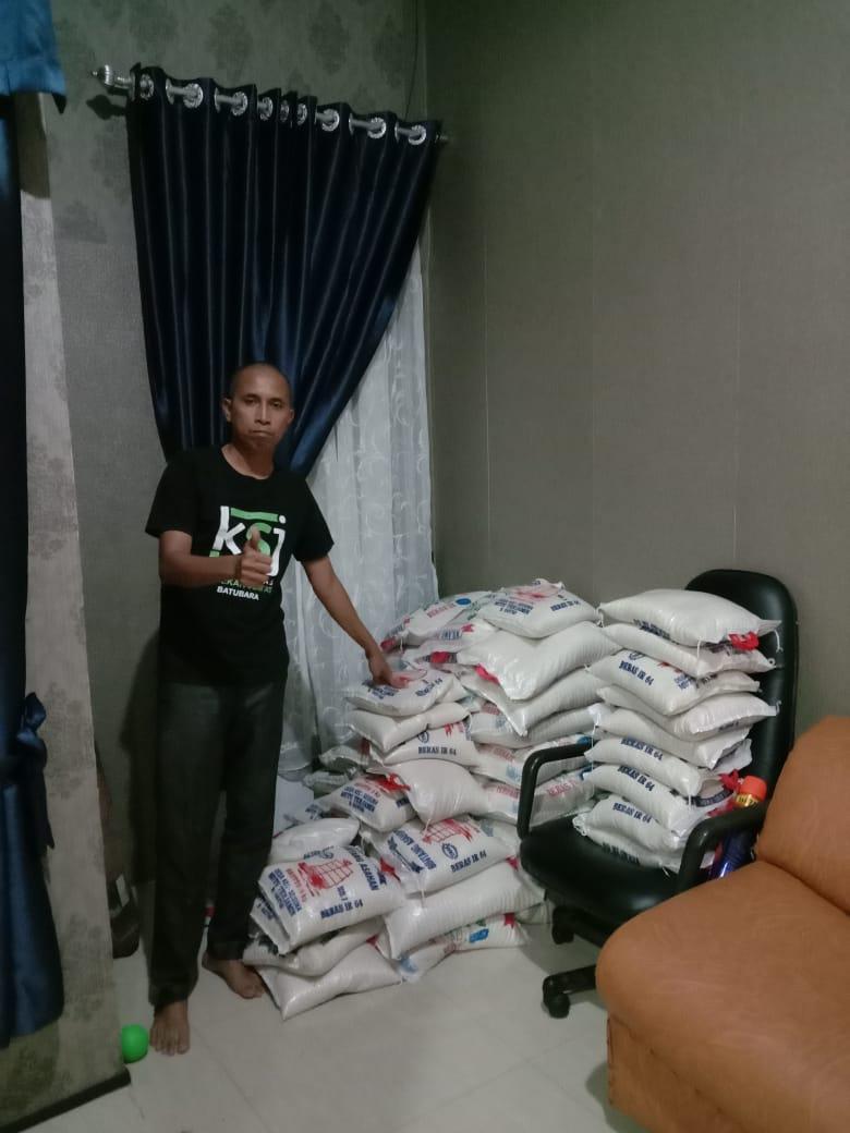 Ahmad Yani, KSJ Batu Bara Akan Salurkan 120 Karung Beras Untuk Kaum Dhuafa