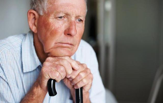 Hinh anh: Benh Alzheimer noi am anh cua nguoi gia