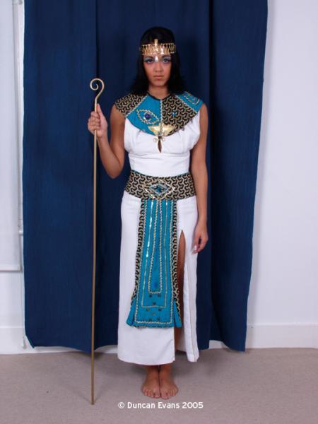 Ancient Egypt Girl, Egyptian Magic