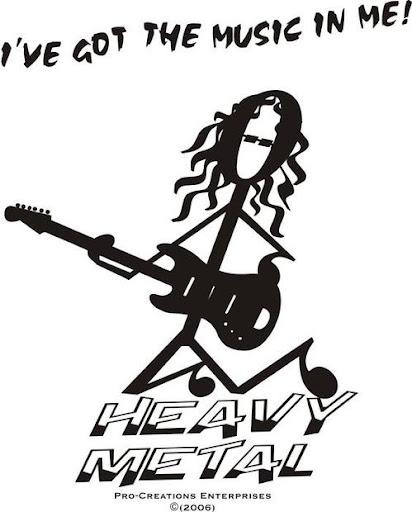 My journey into Heavy Metal