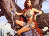 Girl Knight Of War