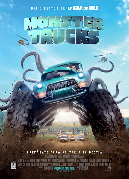 Monster Trucks -  Xe Tải Quái Vật
