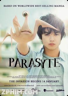 Ký Sinh Thú - Parasyte: Part 1 (2014) Poster