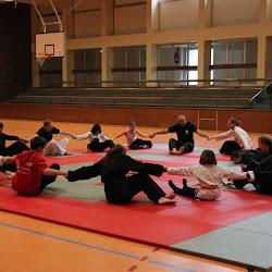 Abteilungsübergreifendes Training am 01.12.2012