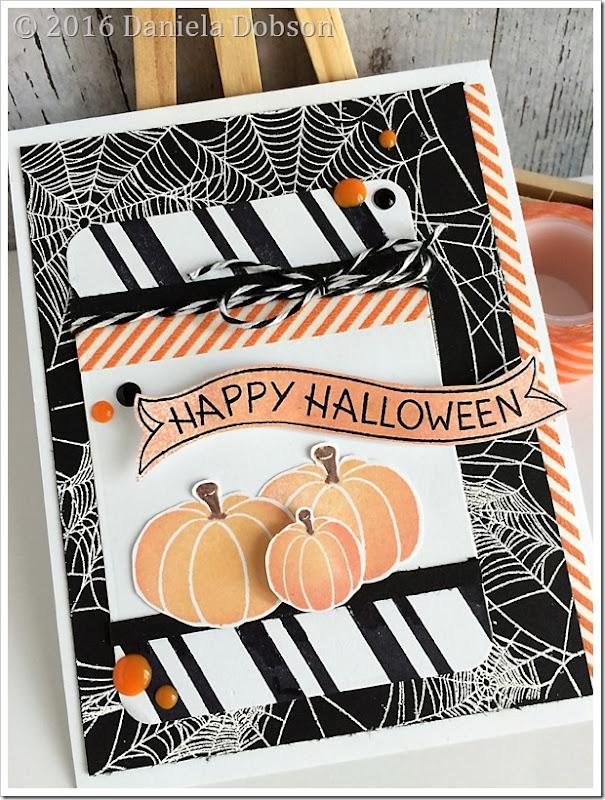 Happy Halloween close by Daniela Dobson
