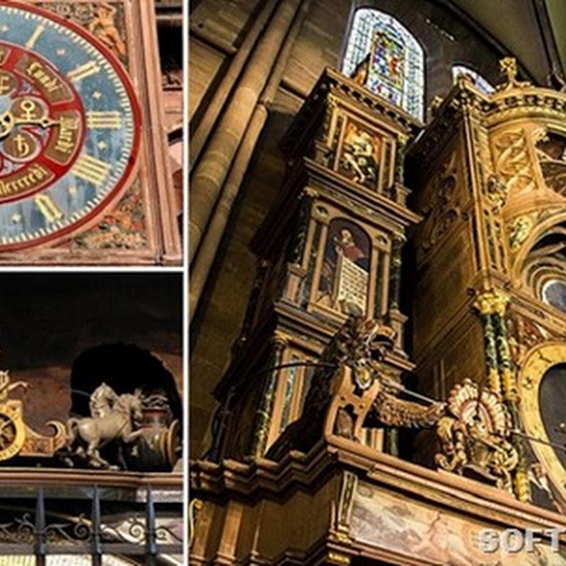 Часы Страсбургского собора